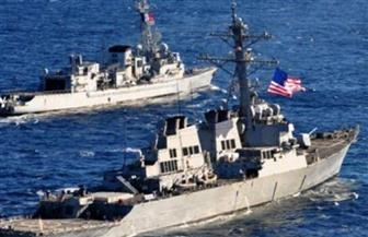 الأسطول الخامس الأمريكي: تلقينا نداءي استغاثة من ناقلتي نفط بخليج عمان.. وجار تقديم المساعدة