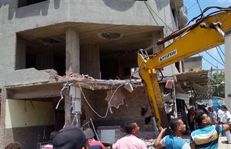 المصريين الأحرار بالإسكندرية يتدخل لإنقاذ عقار من الانهيار حفاظا على أرواح المواطنين