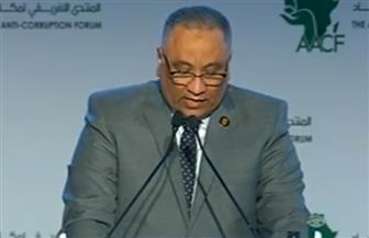 رئيس الرقابة الإدارية يعلن توصيات المنتدى الإفريقي الأول لمكافحة الفساد
