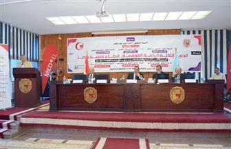 جامعة سوهاج تفتتح الدورة العلمية الثالثة لزراعة القوقعة في صعيد مصر| صور