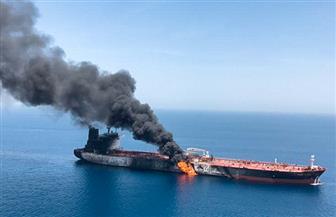 الخارجية: مصر تتابع باهتمام أنباء انفجارات ناقلتي نفط في خليج عمان