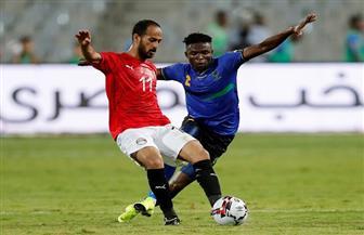 التعادل السلبي يحسم الشوط الأول من مباراة مصر وتنزانيا