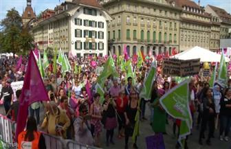 سويسرا تستعد لإضراب نسائي احتجاجا على عدم المساواة في الأجور مع الرجال