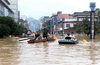 مقتل 61 شخصا جراء السيول وإجلاء 350 ألفا في جنوب ووسط الصين