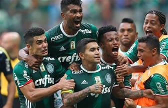 بالميراس يفوز على أفاي ويستعيد صدارة الدوري البرازيلي