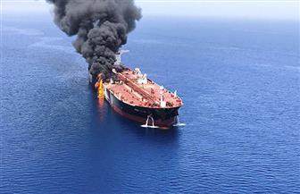مسقط ترسل سفينتي إنقاذ للمساعدة في حادثة ناقلتي النفط بخليج عمان