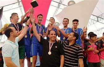 شباب ورياضة كفرالشيخ تحصد المراكز الأولى بأولمبياد الطفل في عدد من الرياضات | صور