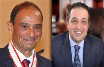 علاء عابد يهنئ الدكتور هاني عازر بحصوله على وسام الاستحقاق الألماني من الدرجة الأولى