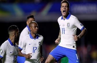 كوتينيو يقود البرازيل للفوز على بوليفيا فى افتتاح كوبا أمريكا