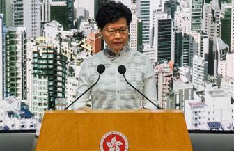 رئيسة حكومة هونج كونج تعلن تعليق مشروع قانون لتسليم مطلوبين للصين | صور