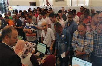 19 مرشحا يتنافسون.. انطلاق انتخابات الغرفة التجارية بالإسكندرية| صور