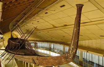 """""""تجميع وإعادة بناء مركب خوفو"""" في متحف الآثار بمكتبة الإسكندرية.. الثلاثاء"""