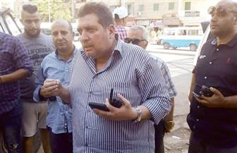 رئيس حي الزاوية الحمراء يتابع تطوير سوق داير الناحية ويعلن الانتهاء منه قريبا