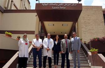 وفد من جامعة تيميشوارا للعلوم الزراعية والطب البيطري برومانيا يزور جامعة المنصورة |صور