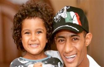 محمد رمضان يستمتع بإجازة الصيف مع ابنه علي | فيديو