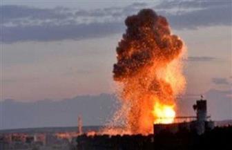 """سانا: دوي انفجار في """"منطقة عسكرية"""" غرب دمشق"""
