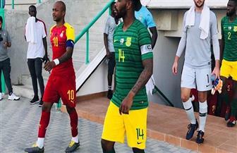 """غانا وجنوب إفريقيا """"حبايب"""" استعدادا لكأس الأمم الإفريقية"""