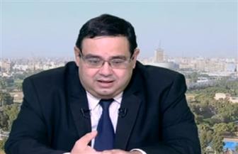 محسن عادل: زيارة السيسي معسكر المنتخب تحمل رسائل مهمة| فيديو