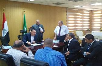 محافظ الشرقية يؤكد دعمه نادي ههيا الرياضي |صور