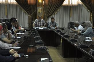 انطلاق فعاليات الفوج السابع من معسكر إعداد قادة المستقبل بجامعة القناة غدا