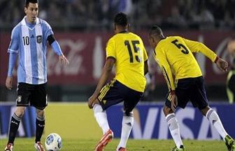 """بمشاركة ميسي.. الأرجنتين تتلقى هزيمة قاسية أمام كولومبيا بـ""""كوبا أمريكا"""""""