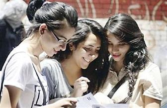 طلاب الثانوية العامة دور ثاني يؤدون امتحان الكيمياء وعلم النفس والاجتماع
