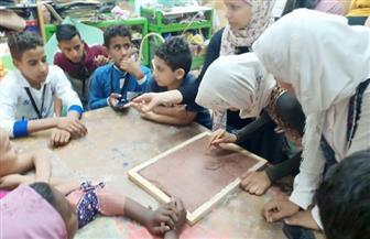 أطفال جنوب سيناء يزورون قصر ثقافة جاردن سيتي | صور
