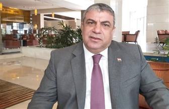 على سنافي: أدعو الشركات المصرية للمشاركة في إعادة إعمار العراق