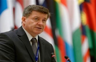 مدير منظمة العمل الدولية: ملتزمون بالتعاون مع مصر للتوافق مع شروط وظروف العمل