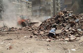 رفع 165 طنا من القمامة والمخلفات الصلبة بمركز أبوقرقاص بالمنيا