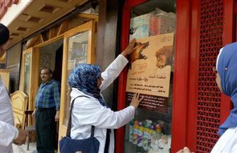 حملة لبيطري الدقهلية للتوعية ضد سعار الكلاب