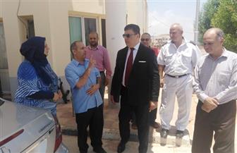 رئيس الوطنية للإعلام يتفقد مراكز الإرسال بجنوب سيناء للاطمئنان علي تقوية البث | صور