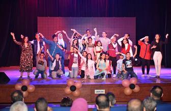 نائب محافظ أسيوط يشهد الحفل الختامي لمشروع تعزيز الفرص التعليمية ومكافحة عمالة الأطفال | صور