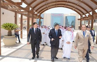 زكي عابدين: الانتهاء من أعمال البنية التحتية للعاصمة الإدارية نهاية العام الجاري   صور