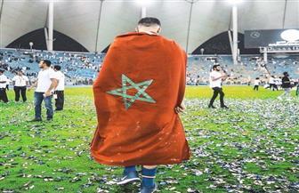 عبدالرزاق حمدالله: حلم تمثيل المغرب تأجل.. وأرجو التوفيق لكتيبة أسود الأطلسي