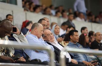 أبو ريدة وكردي والرفاعي يؤازرون المنتخب أمام غينيا