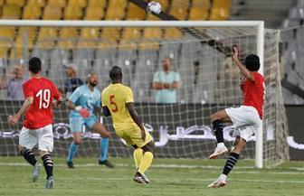 غينيا تتعادل مع مصر بهدف سوري كابا