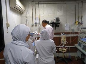 إقالة مدير مستشفى أبوحماد المركزي بالشرقية.. تعرف على الأسباب