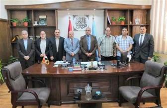 نائب محافظ القاهرة يكرم عددا من رؤساء الأحياء الذين تميزوا في عملهم | صور