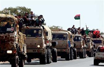 الجيش الليبي: دخول سرت مهم لأنها نقطة انتقال ميليشيات الوفاق