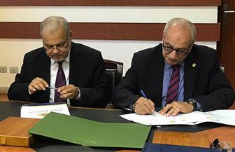 بروتوكول تعاون بين معهد إعداد القادة بحلوان وجامعة فاروس بالإسكندرية لإعداد القيادات الشبابية | صور