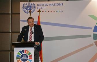 ممثل المنظمات الأممية: مصر قدمت الكثير من الحلول للتنمية المستدامة | صور