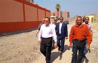 محافظ الشرقية يتفقد شوارع مدينة أبوحماد.. ويوجه بإزالة الأكشاك المخالفة | صور