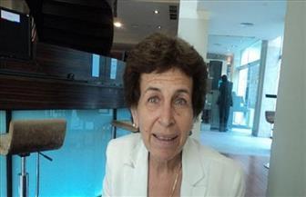 """وفاة الدكتورة """"مديحة دوس"""" أستاذة الأدب الفرنسي بآداب القاهرة"""