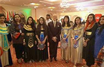 السفارة المصرية في إسلام أباد تشارك في احتفال يوم إفريقيا