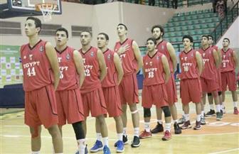 12 لاعبا بقائمة منتخب ناشئي السلة استعدادا للبطولة العربية