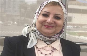 نسرين عمر ثاني سيدة تتولى عمادة طب المنصورة