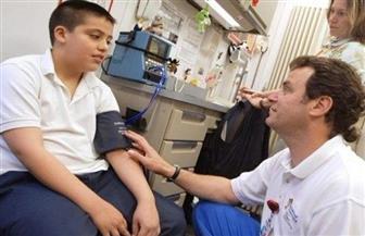 دراسة تكشف خطر الإصابة بارتفاع ضغط الدم فى الأطفال البدناء