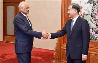 رئيس المجلس الوطني للمؤتمر الاستشاري الصيني لرئيس النواب: مصر شريك إستراتيجي للصين | صور