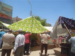 محافظة سوهاج: إزالة 227 حالة إشغال مرافق متنوعة بأخميم وحي شرق | صور